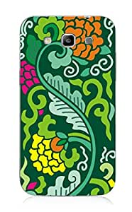 UPPER CASE™ Fashion Mobile Skin Vinyl Decal For Samsung Galxy Grand Quattro [Electronics]