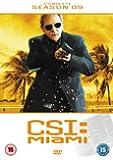 CSI: Crime Scene Investigation - Miami - Season 9 [DVD]