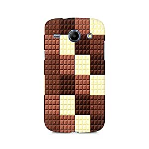 Ebby Chocolate Love Premium Printed Case For Samsung Grand Duos 9082