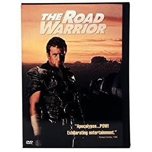 Click to buy Mel Gibson Movies: The Road Warrior from Amazon!