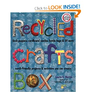 Craft Ideas  Bangles on Recycled Crafts Box  Laura C  Martin  9781580175227  Amazon Com  Books