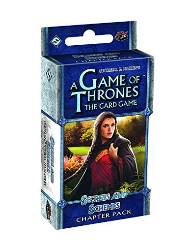A Game of Throne LCG: Secrets and Schemes Chapter Pack