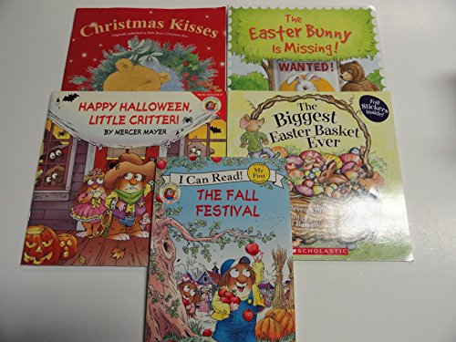 Set of Five Educational Reading Books (The Biggest Easter Basket Ever compare prices)