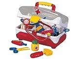 Toy - Theo Klein 4685 - Arztkoffer, gro�, transparent