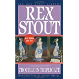 Trouble in Triplicateby Rex Stout