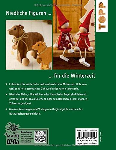 Holzdeko-fr-die-Winterzeit-kreativkompakt-Tiere-und-Figuren-zum-Aussgen