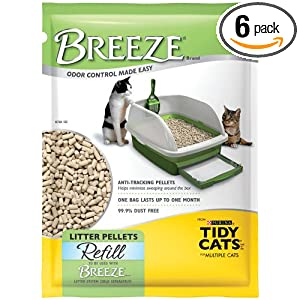 Tidy Cats Breeze Litter Box System