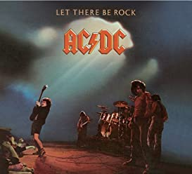 Cover of &quot;Let There Be Rock&quot;