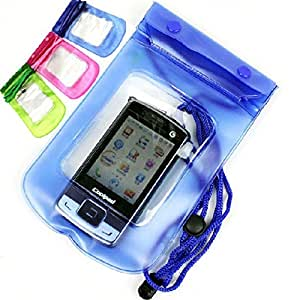 Underwater Waterproof Watertight Case Outdoor Pouch Dry PVC Bag Camping For iPhone 6 5S Mobile Cell Phone Camera JT027(Green)
