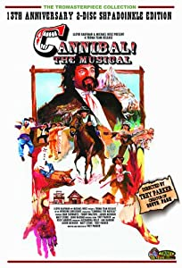Cover of &quot;Cannibal! The Musical: 13th Ann...