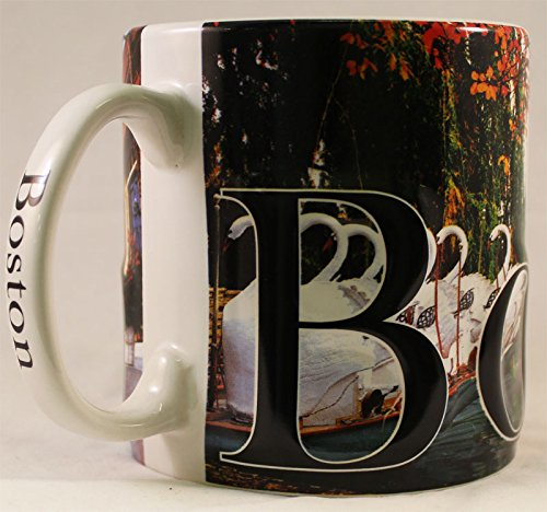 Boston - One 18 Oz. City Coffee Mug