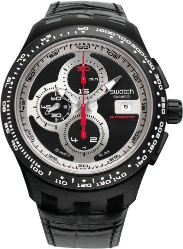 スウォッチ (swatch) 腕時計 IRONY CHRONO AUTOMATIC  SVGB400 メンズ [正規輸入品]
