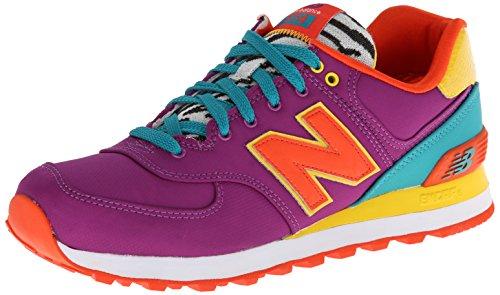 New Balance 574 Damen Sneaker Lila