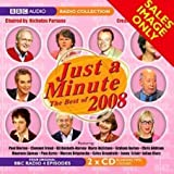 Just A Minute: The Best Of 2008 (BBC Audio)