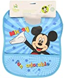 Mickey Mouse Fun & Adorable Waterproof Bib