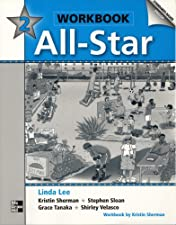 All Star Level 2 Workbook by Linda Lee
