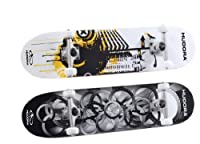 Hudora Skateboard Freak 3.0 ABEC 5 100% ...