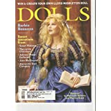 DOLLS- Magazine November 2001- Barbie Bonanza;Rapunzel;Ale... Doll Co.; Joan Blackwood; Ashton-Drake Galleries...
