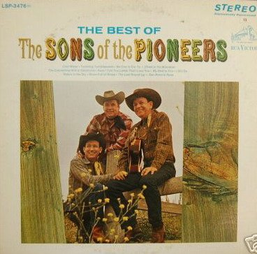 Sons of the Pioneers - The Best of the Sons of the Pioneers - Zortam Music