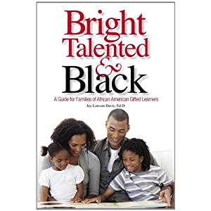 Bright Talented Black Book Cover