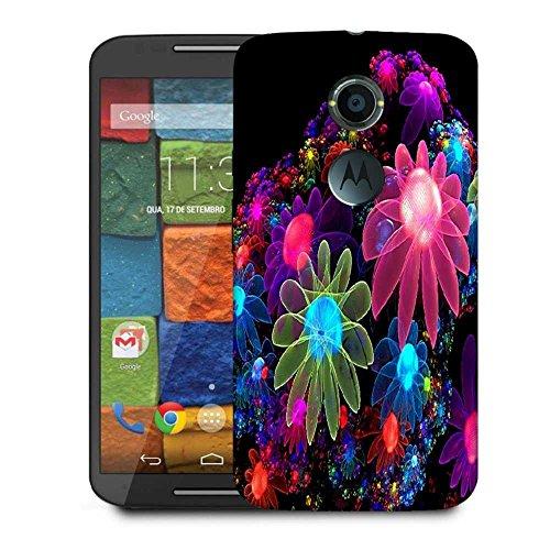 Snoogg Designer Protective Phone Back Case Cover For Motorola Moto X (2