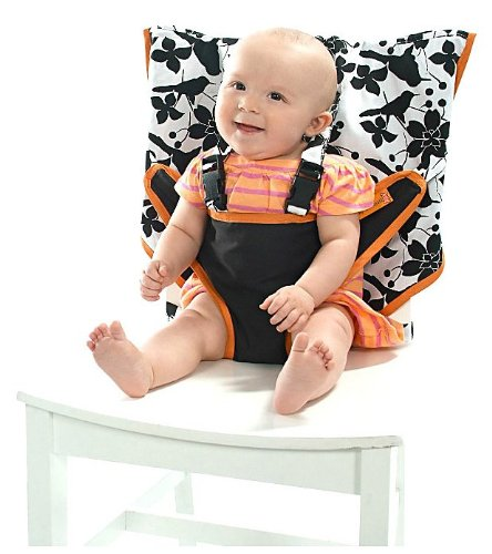 My Little Seat Travel Highchair - Coco Snow
