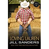 Loving Lauren (The West Contemporary Romance Series Book 1) ~ Jill Sanders