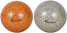 Kosma-Set de 2PC bola de Hockey con brillantina