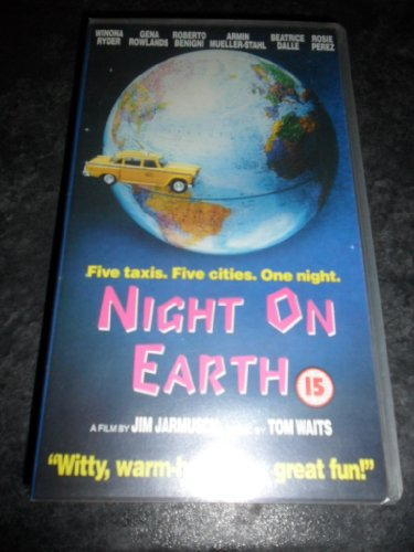 Night on Earth [VHS]