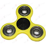 AllExtreme High Speed Fidget Spinner With ABS Alloy Frame, Yellow