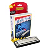Hohner 1501BX-A Blues Band Harmonica Boxed, Key of A