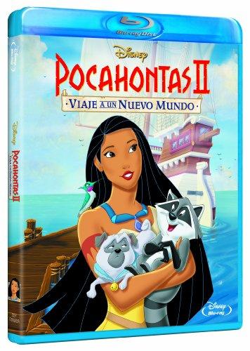 Покахонтас 2: Путешествие в Новый Свет / Pocahontas 2: Journey to a New World (1998) BDRip от HQ-ViDEO