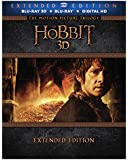 Hobbit, The: Motion Picture Trilogy 3D [Bluray + Ultra-Violet] (Amazon Exclusive) [Blu-ray]