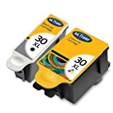 KODAK 30XL (High Capacity) Compatible Black & Tri-Colour Printer Ink Cartridges For use with Kodak ESP 1.2 3.2 C100 C110 C300 C310 C315 Printers by Ink Trader