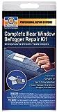 Permatex 09117 Complete Rear Window Defogger Repair Kit
