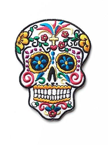 day-of-the-dead-dia-de-los-muertos-candy-maschera-distintivo-di-lapel-pin-c7