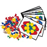 Learning Resources Pattern Block Activity Pack
