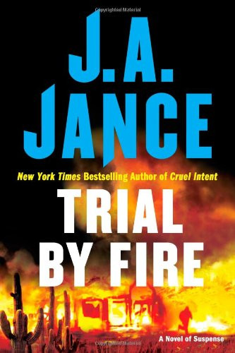 Image of Trial by Fire: A Novel of Suspense