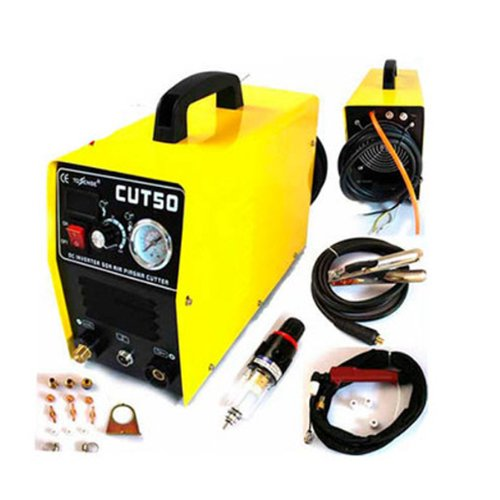 Why Should You Buy Inverter Air Plasma Cutter Welder & Digital Display&pressure Gauge New Brand