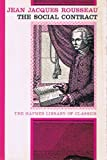 img - for The Hafner Library of Classics: The Social Contract book / textbook / text book