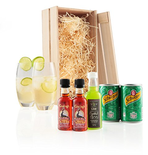 dark-and-stormy-luxury-miniatures-gift-set-2-highball-tumblers-goslings-black-rum-x-2-lime-cocktail-