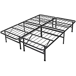 Mattress Innovated Box Spring Metal Bed Frame Review