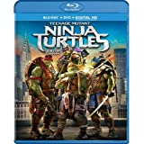 Teenage Mutant Ninja Turtles (2014) [Blu-ray + DVD + Digital Copy]