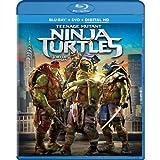 Teenage Mutant Ninja Turtles (2014) [Blu-ray + DVD + Digital Copy]