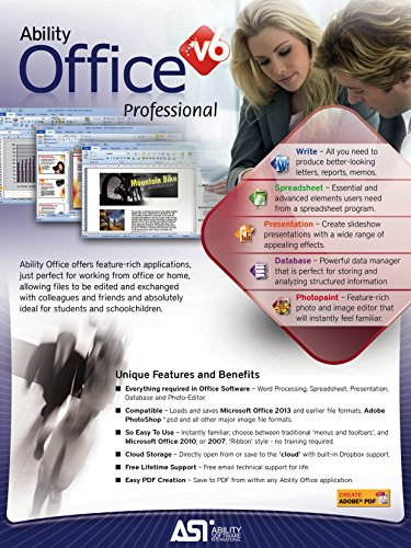 Ability Office Professional 6 Personal License [Download]