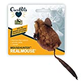 OurPets Play-N-Squeak Mouse Hunter Cat Toy
