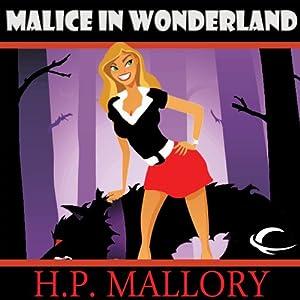 Malice in Wonderland Hörbuch