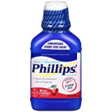 Phillips' Wild Cherry Milk of Magnesia Liquid, 26 Fl Oz