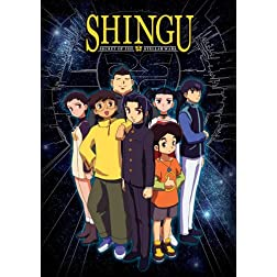 Shingu: Secret of the Stellar Wars Complete Series (Litebox)
