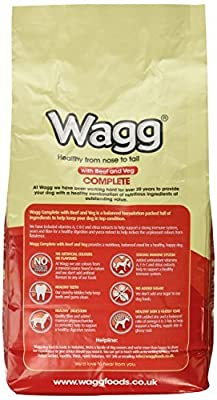 Wagg Complete Beef and Veg 2.5 kg